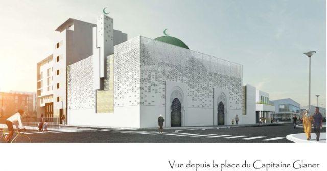 Mosquée de Saint Ouen