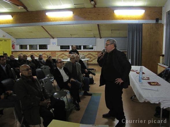 Réunion mosquée Amiens