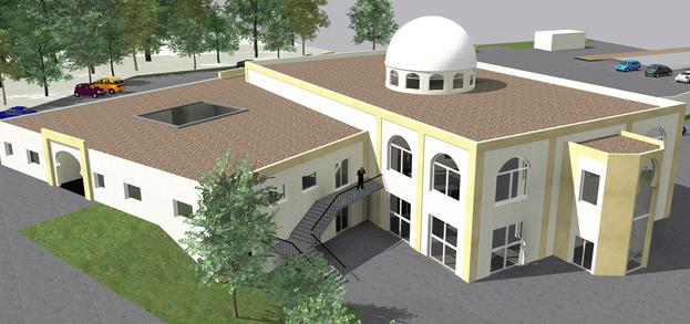 La Grande Mosquée de Saint-Chamond