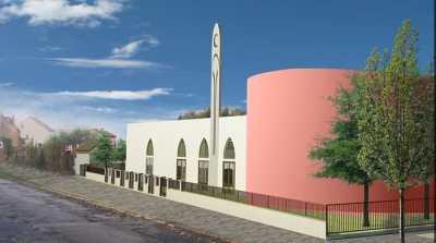 La mosquée de Charlveille-Mézeières