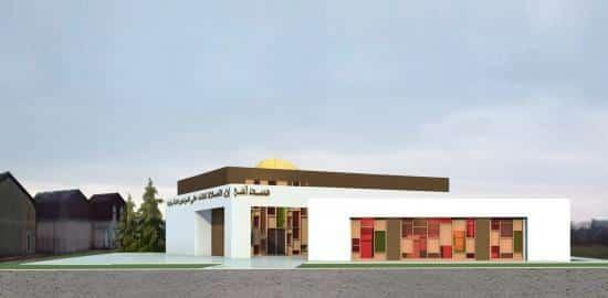 La mosquée de Haguenau