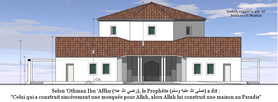 La mosquée de Port-Saint-Louis