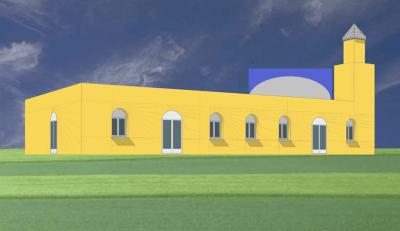 Mosquée d'Argentan