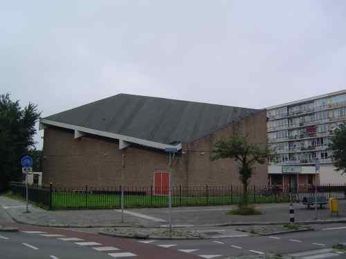 La mosquée Omar Al Farouk Utrecht