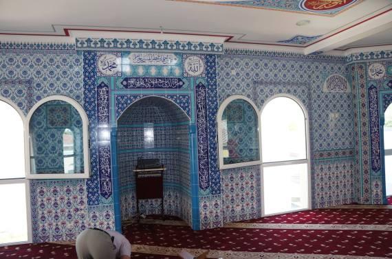 Inauguration de la mosquée turque de Châteadun7