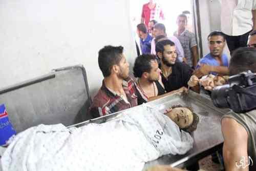 Israël tue dix enfants palestiniens le jour de l'Aïd El Fitr3