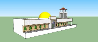 Mosquée de Tahiti