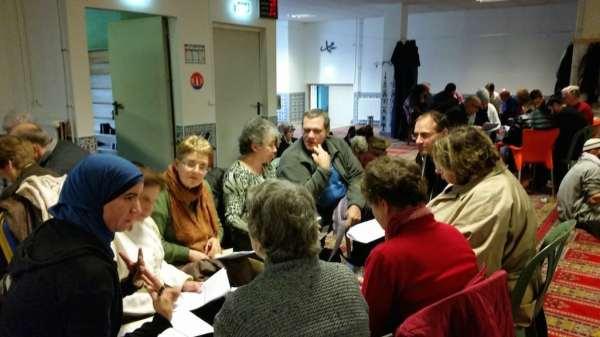 Mulhouse Quand musulmans et chrétiens échangent sur Abraham à la mosquée 2
