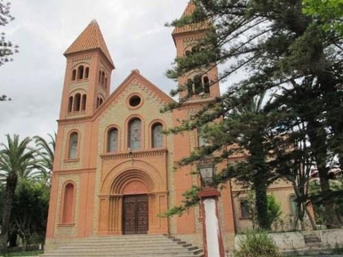 Eglise espagnole de la Charité