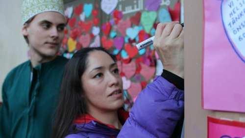 Suède  mobilisation contre l'islamophobe après l'attaque d'une troisième mosquée 6