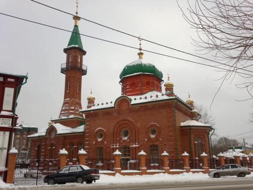 Russie  95 ans après sa fermeture, une mosquée de Sibérie ouvre à nouveau