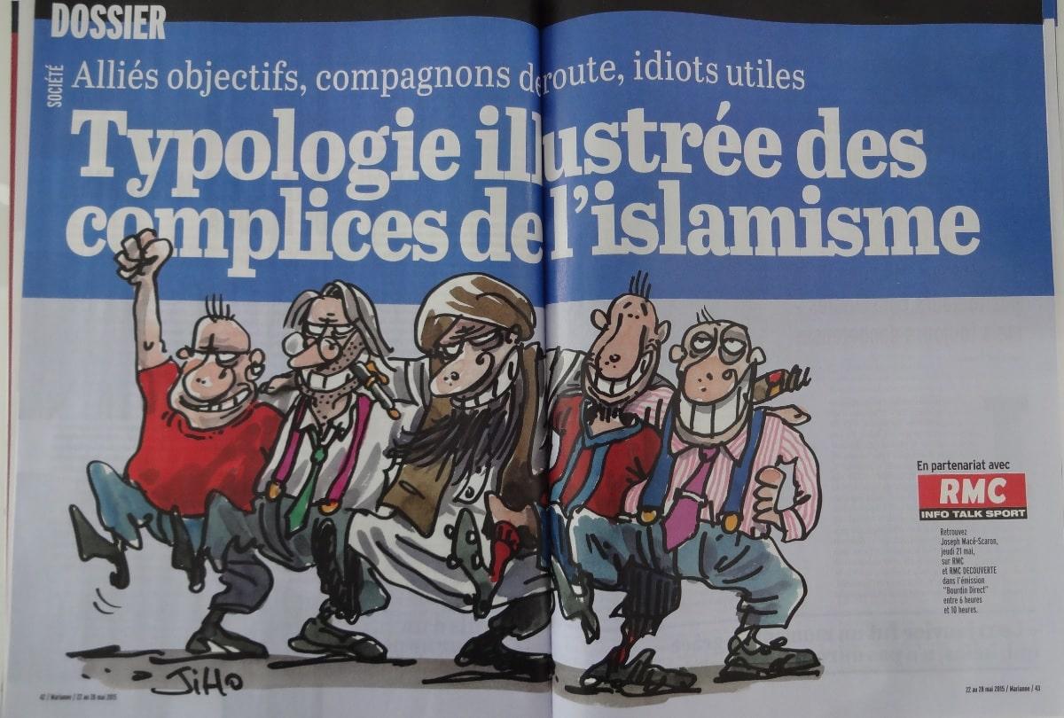 Marianne islamophobe
