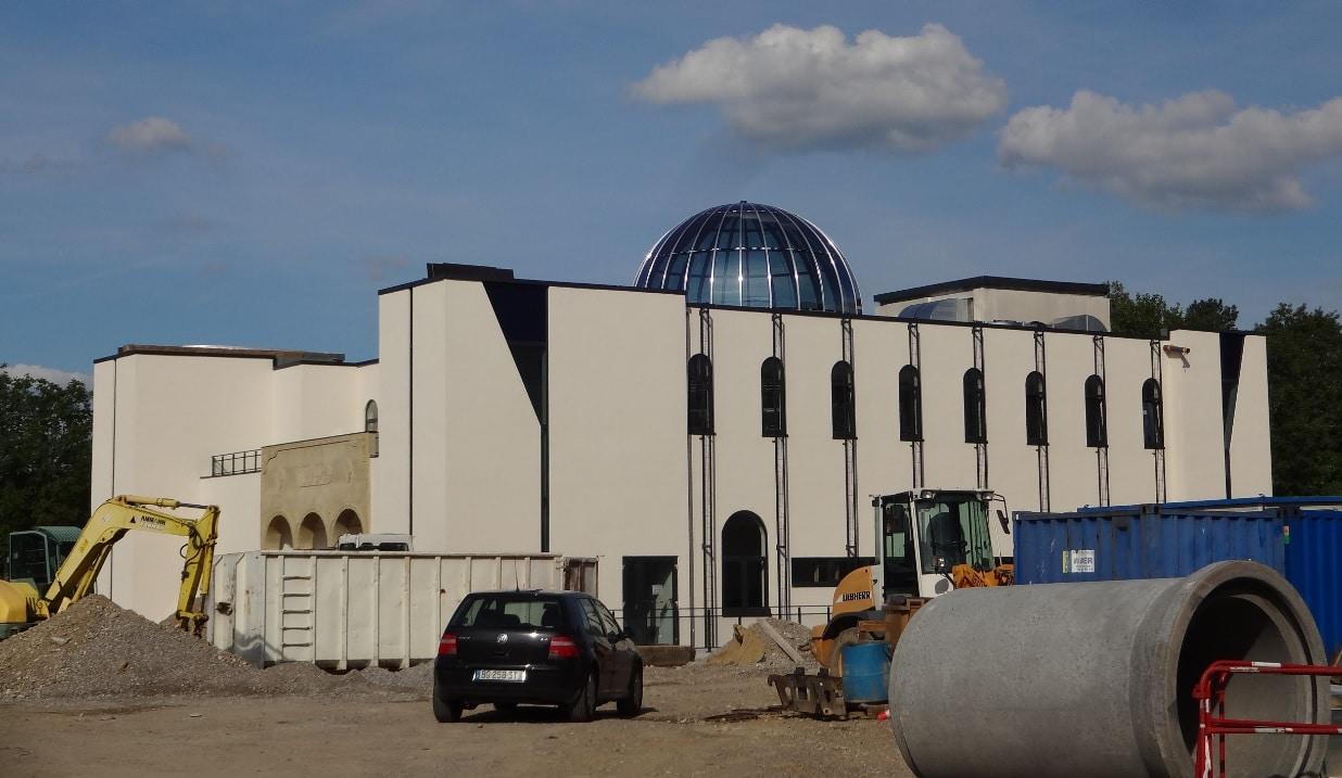 Mosquée El Fath de Saint-Louis Alsace 6