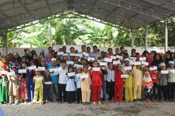 Orphelins Cambodge