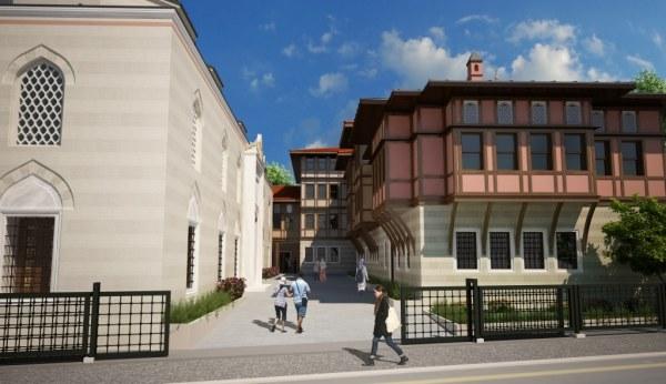 Mosquée Eyyub Sultan de Strasbourg partie culturelle