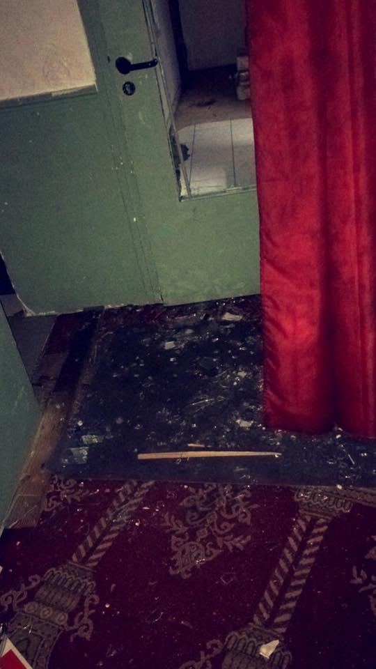 Perquisition musclée dans une mosquée d'Aubervilliers 13