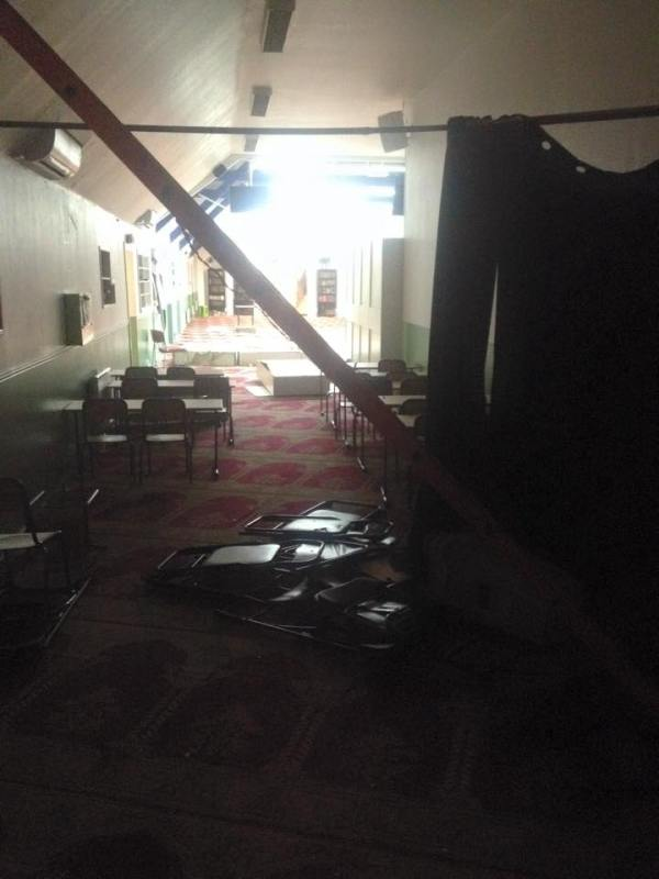 Perquisition musclée dans une mosquée d'Aubervilliers 9