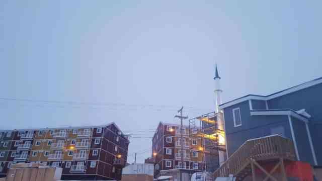 Mosquée d'Iqaluit 1