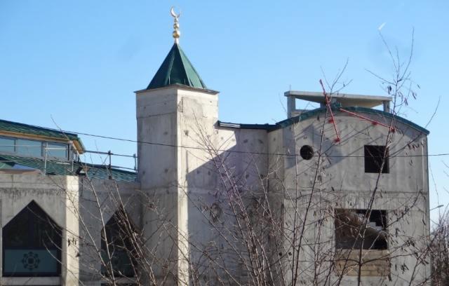 Mosquée de Grigny 3