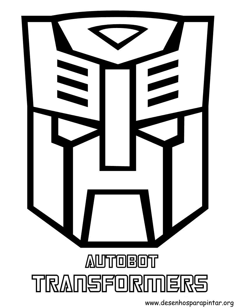 Transformers Color Pages Transformers Coloring Pages To Print Set
