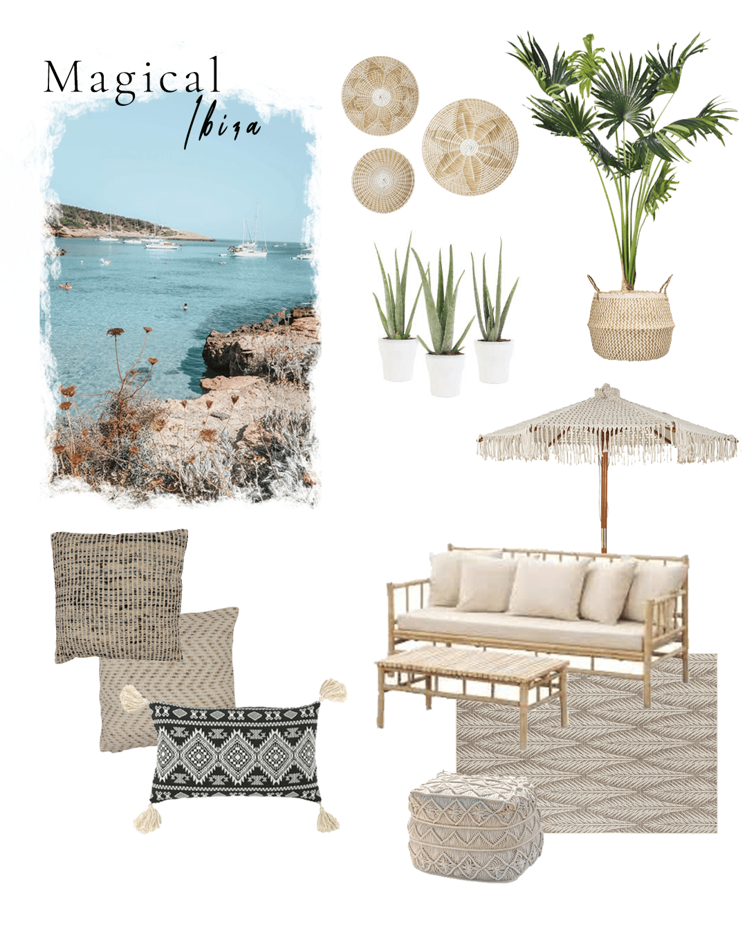Outdoor Styling: Magical Ibiza
