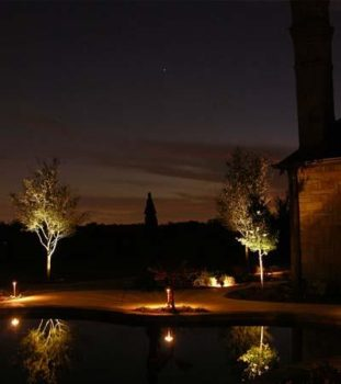 outdoor lighting scottsdale desert
