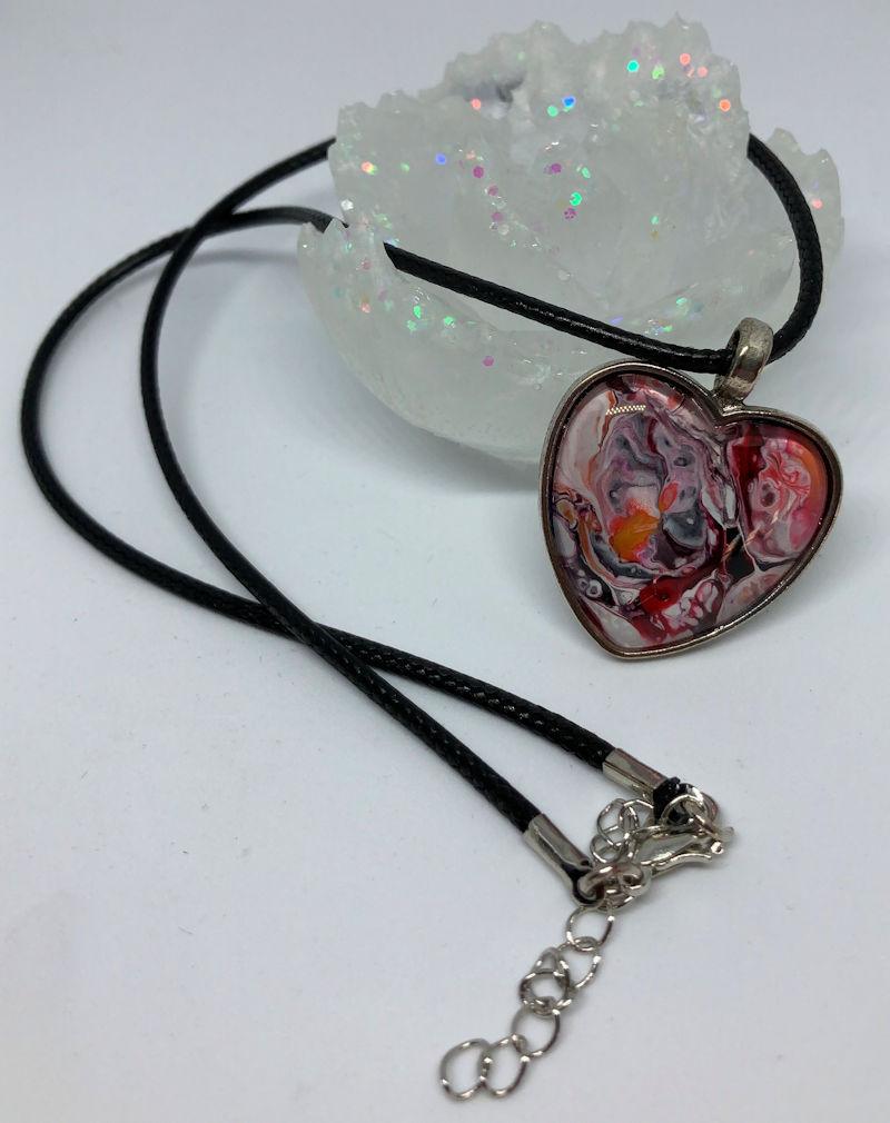 Necklace Desert Hippie Arts 5