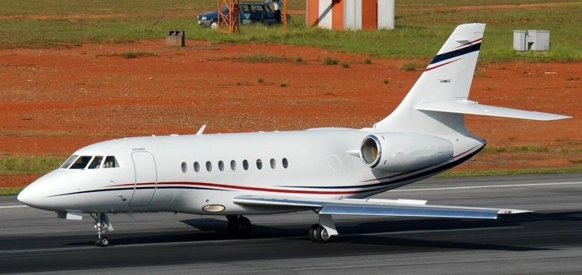 Dassault Falcon 2000 Desert Jet