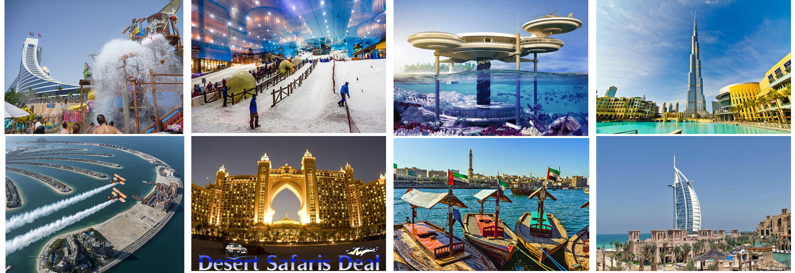 Image result for Dubai attractions