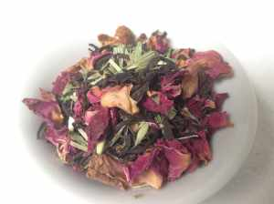 Heart's Ease Black Alternate Tea