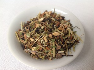Migraine Mitigator CinnaGin Tea