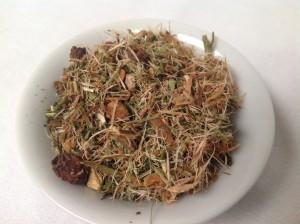 Migraine Mitigator Cinnagin Decaf Tea