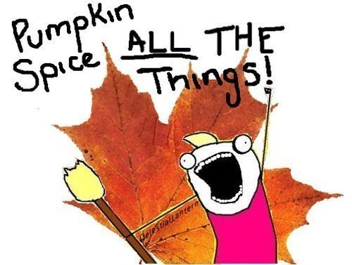 ALL THE THINGS Pumpking Spice