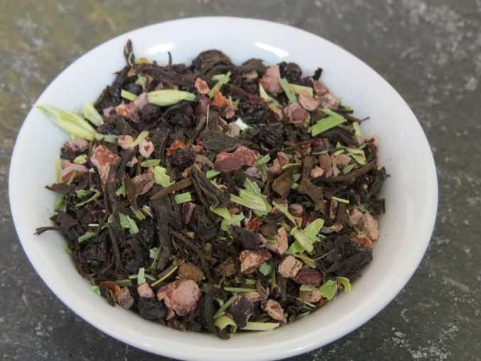 Ravensong Tea