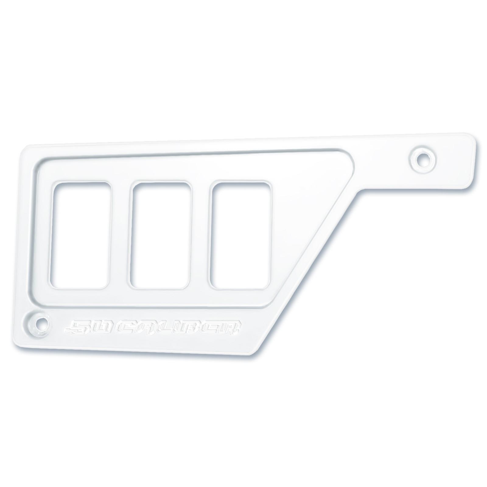 Left Dash Switch Panel Plate Bezel Polaris Rzr Xp 900