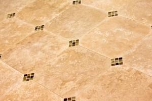 mesa travetine tile floors
