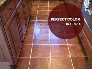 right grout for your tile desert tile