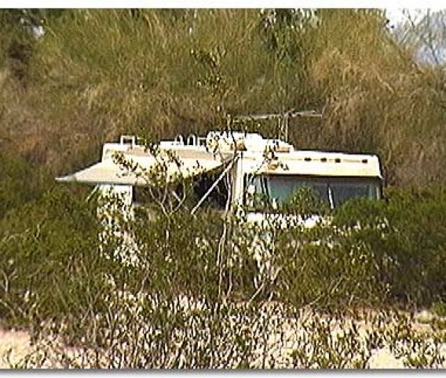 Rv There Is No Water Supply Out There In Primitive Areas In The Desert There Are Very Few Campgrounds With Hookups For Water And Sewers