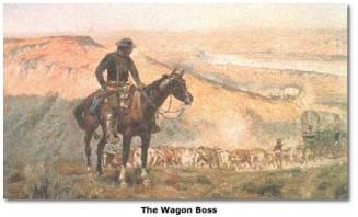 Image result for cowboy on the trail