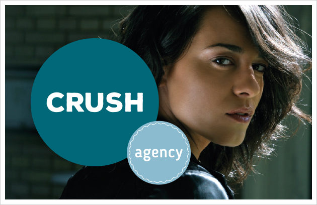 CRUSH agency — Edita Malovcic