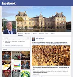 Page de Jean Desessard