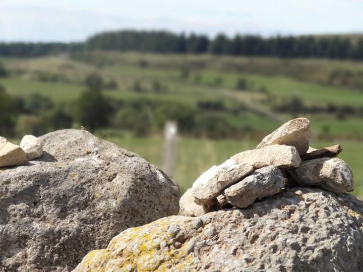 Cairns de pierre