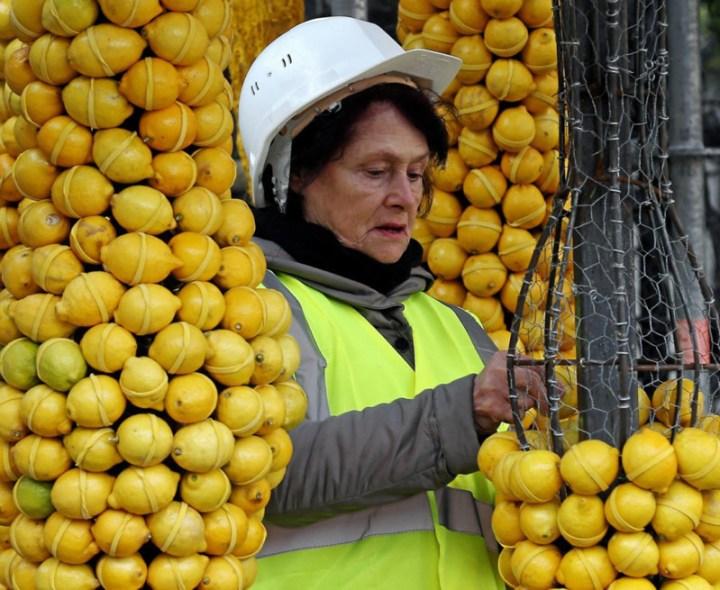 Menton: la fête du Citron