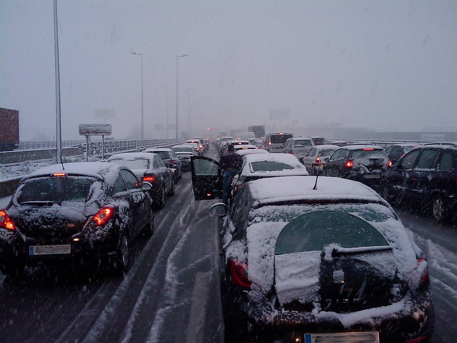 Recambios para coches en Navidad