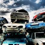 Desguaces de coches en España, al sur peninsular