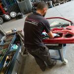 elevalunas eléctrico de un SEAT Arosa