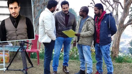 Bollywood actor Mir Sarwar in Malayalam as Rahman's villain in Samara    Cinema    Deshabhimani