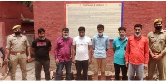 RML's doctor and KGMU contract workers arrested for black marketing of 'Remdesivir'