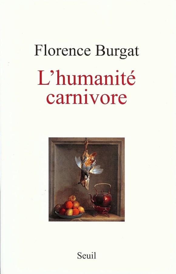 Florence Burgat - livres animalistes