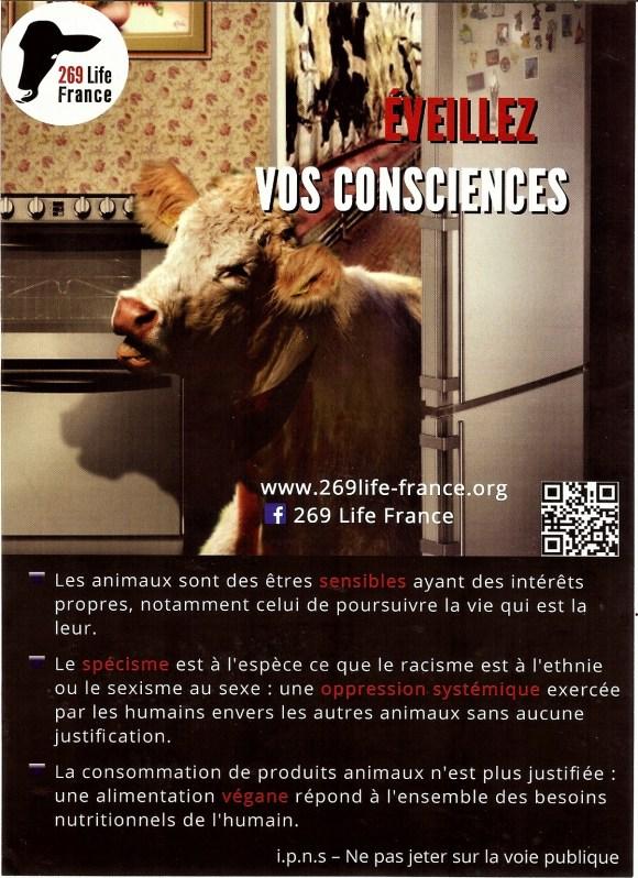 Tract 269 Life France - Salon de l'Agriculture